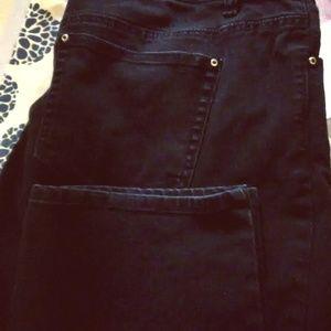 JM Collection Jeans - JM Collection plus size jeans.